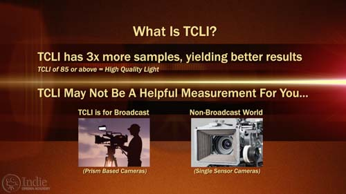 TCLI Has 3 Times More Samples (AR016)