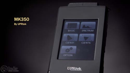 MK350 Color Meter By UPRtek (AR017)
