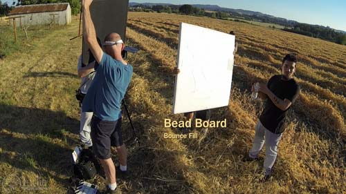 Use Bead Board as Fill (LC113)