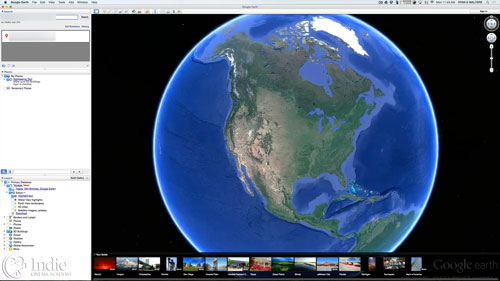 Google Earth Has 3D Environment (LC112)