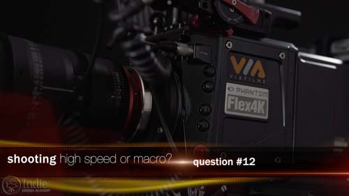 Are You Shooting High Speed or Macro? (LC115)