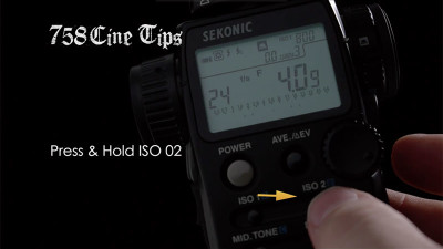 How To Use A Light Meter