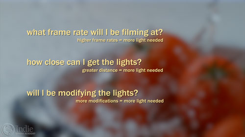 More Light is Needed: faster frame rate, far from lights, heavily modifying lights (CS004)