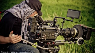 Ryan operating Red Camera