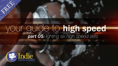 Your Guide To High Speed, Part 5: Lighting Six High Speed Sets