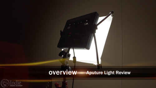 Aputure LED Overview