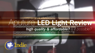 Aputure LED Light Review