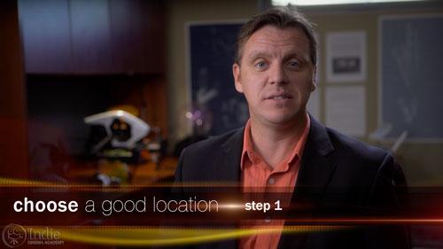Choose A Good Location (LC120)