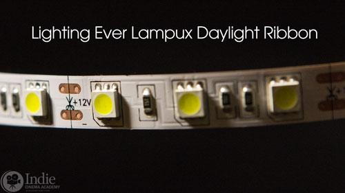 LE Lighting Ever Lampux Ribbon LED