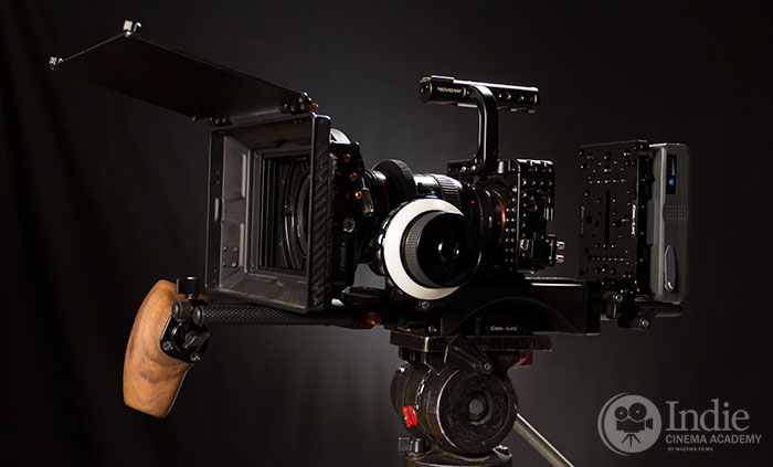 Cool-Lux SHIFT Baseplate With Tripod