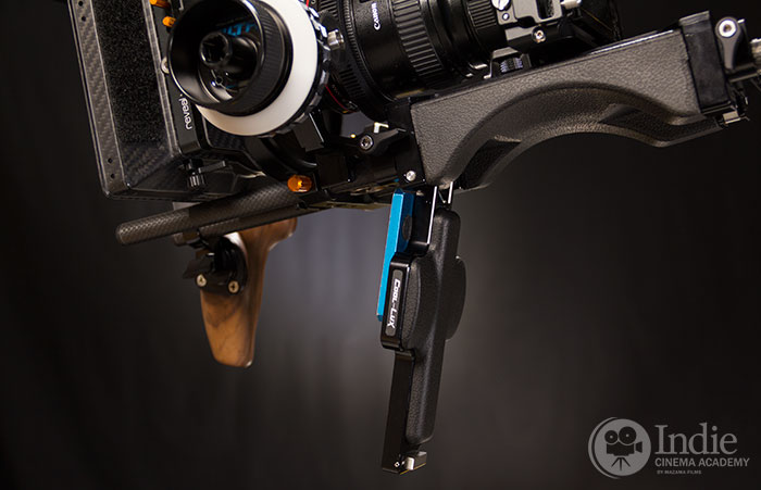 Shoulder Mount with Camera