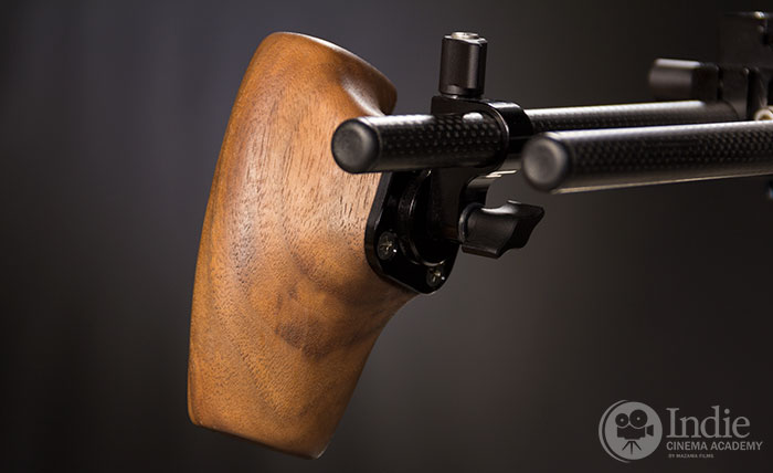 Cool-Lux Walnut Wooden Grip