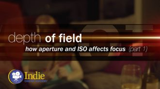 Depth of Field, Part 1: How Aperture and ISO Affect Focus