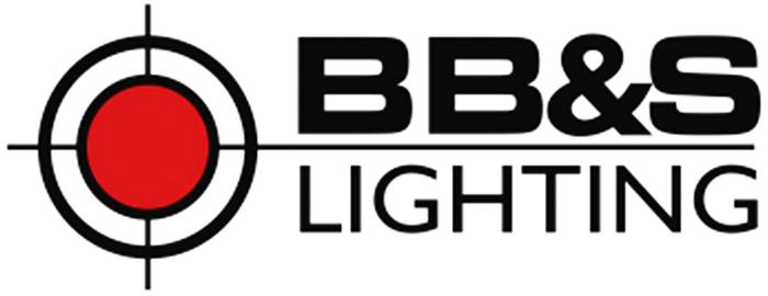 BB&S LED lights logo