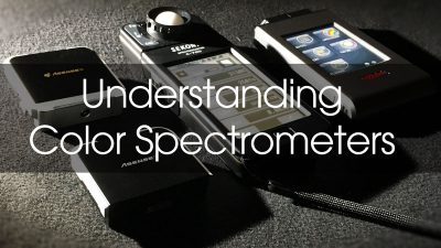 Understanding Color Spectrometers